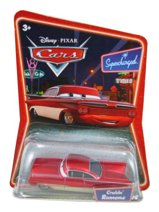 Disney Pixar - Cars - Cruinsin´ Ramone
