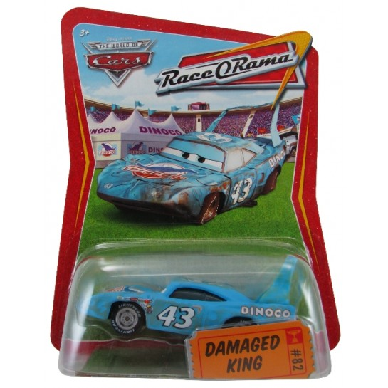 Disney Pixar - Cars - Damage King