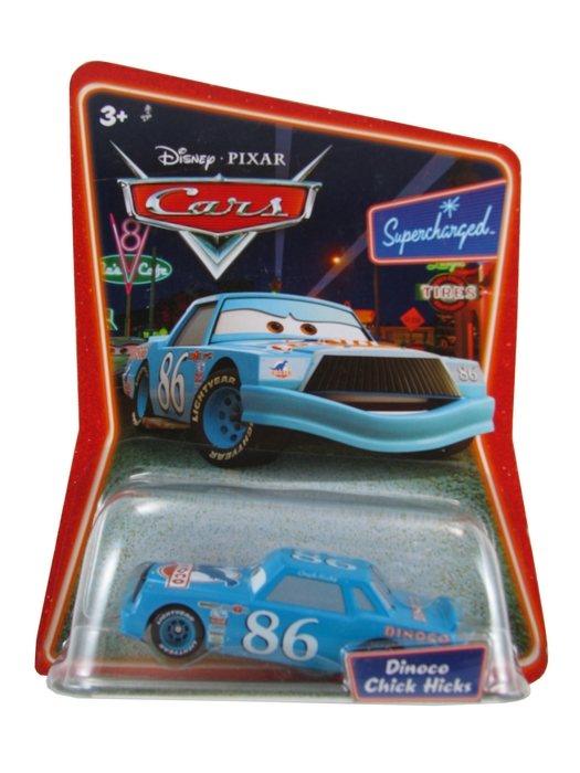 Disney Pixar - Cars - Dinoco Chick Hicks