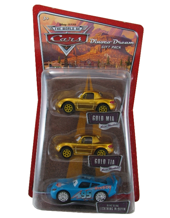 Disney Pixar - Cars - Dinoco Dream  - Hobby Lobby CollectorStore