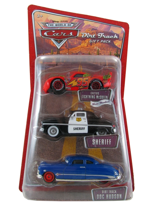 Disney Pixar - Cars - Dirt Track  - Hobby Lobby CollectorStore