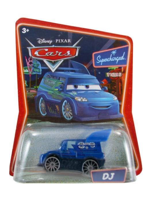 Disney Pixar - Cars - DJ  - Hobby Lobby CollectorStore