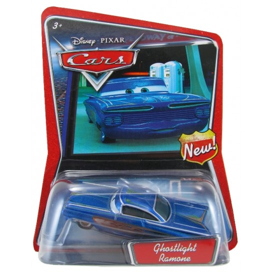 Disney Pixar - Cars - Ghostlight Ramone  - Hobby Lobby CollectorStore