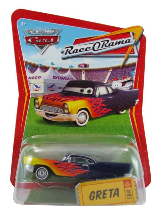 Disney Pixar - Cars - Greta  - Hobby Lobby CollectorStore
