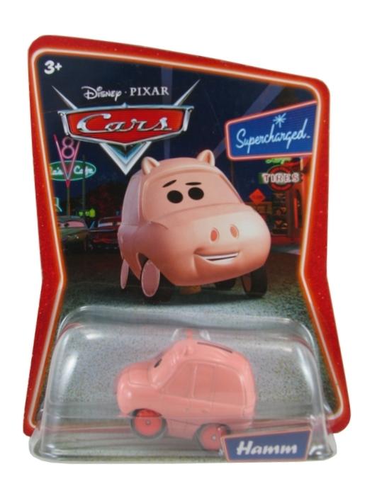 Disney Pixar - Cars - Hamm  - Hobby Lobby CollectorStore