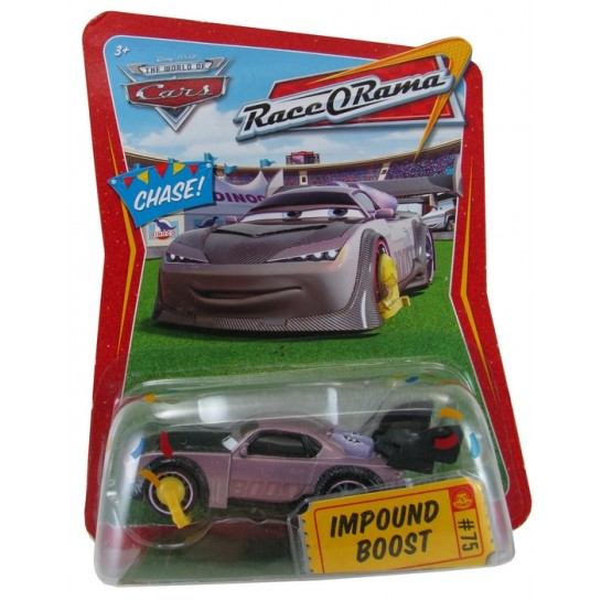 Disney Pixar - Cars - Impound Boost  - Hobby Lobby CollectorStore