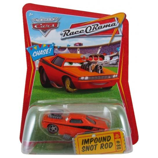 Disney Pixar - Cars - Impound Snot Rod