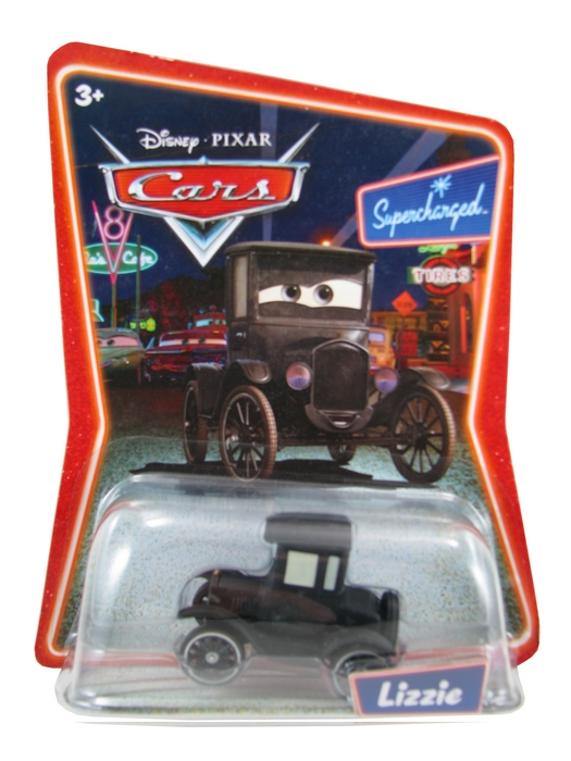 Disney Pixar - Cars - Lizzie  - Hobby Lobby CollectorStore