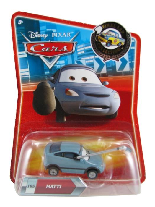 Disney Pixar - Cars - Matti
