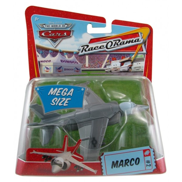 Disney Pixar - Cars - Mega Size - Marco  - Hobby Lobby CollectorStore