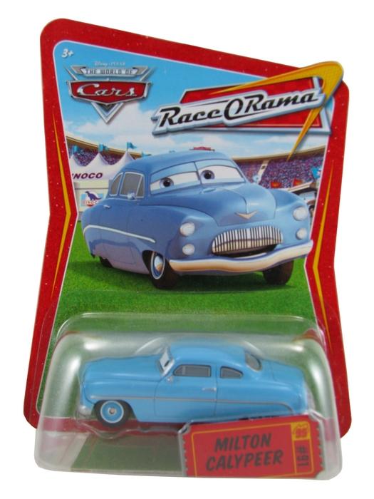 Disney Pixar - Cars - Milton Calypeer