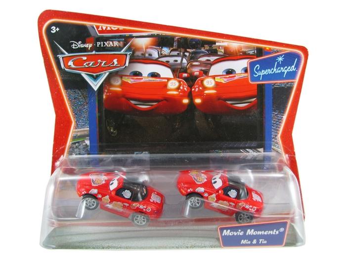 Disney Pixar - Cars - Movie Moments - Mia & Tia