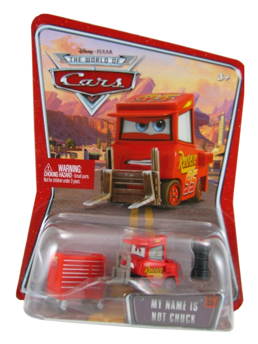 Disney Pixar - Cars - My Name Is Not Chuck  - Hobby Lobby CollectorStore