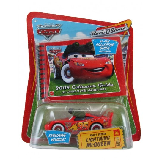 Disney Pixar - Cars - Night Vision Lightning McQueen