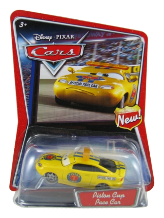 Disney Pixar - Cars - Pìston Cup - Pace Car  - Hobby Lobby CollectorStore