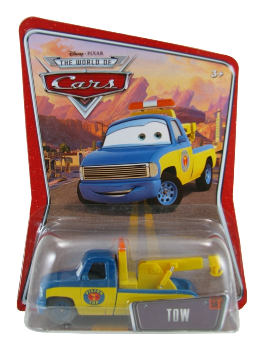 Disney Pixar - Cars - Racing Official - Tow - Hobby Lobby CollectorStore