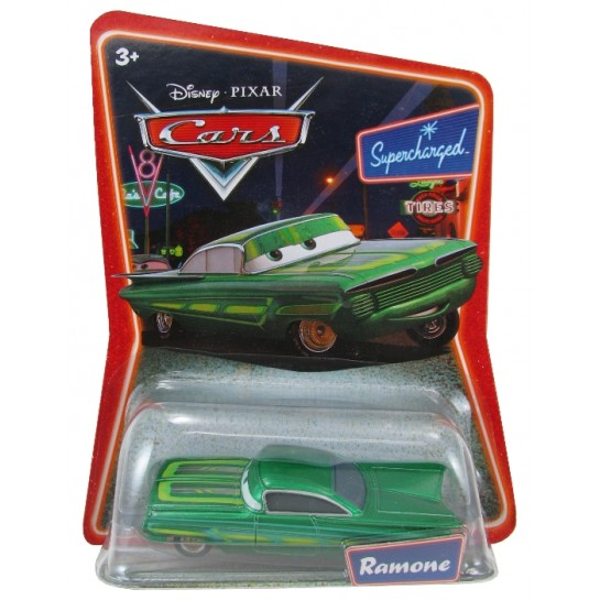 Disney Pixar - Cars - Ramone [green]