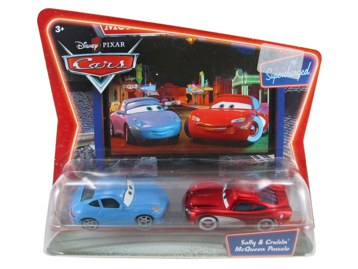 Disney Pixar - Cars - Sally & Cruisin´ McQueen Passeio  - Hobby Lobby CollectorStore
