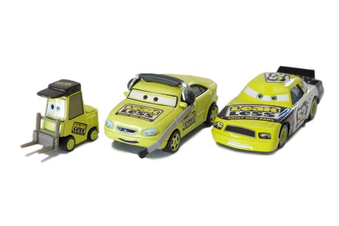 Disney Pixar - Cars - Team Leak Less  - Hobby Lobby CollectorStore