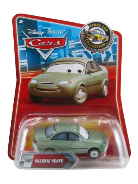 Disney Pixar - Cars - Valerie Veate