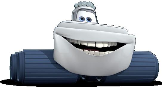 Disney Pixar - Cars - Yeti  - Hobby Lobby CollectorStore