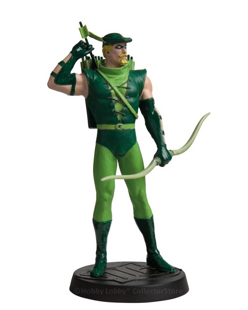 Eaglemoss - DC Comics - Arqueiro Verde