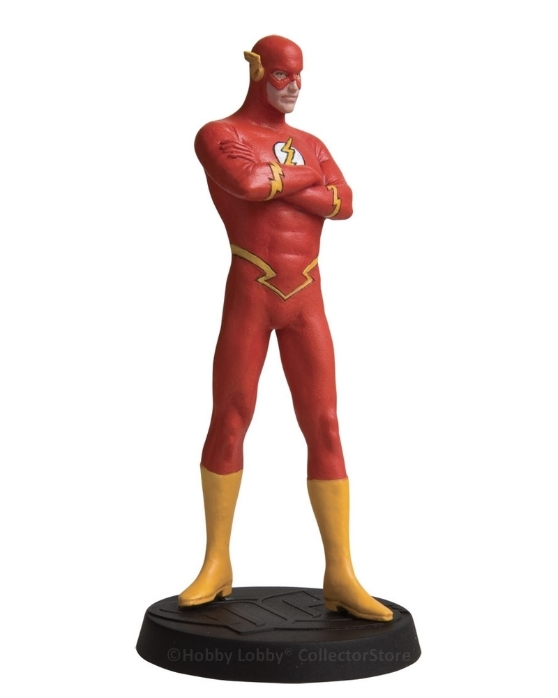 Eaglemoss - DC Comics - Flash  - Hobby Lobby CollectorStore