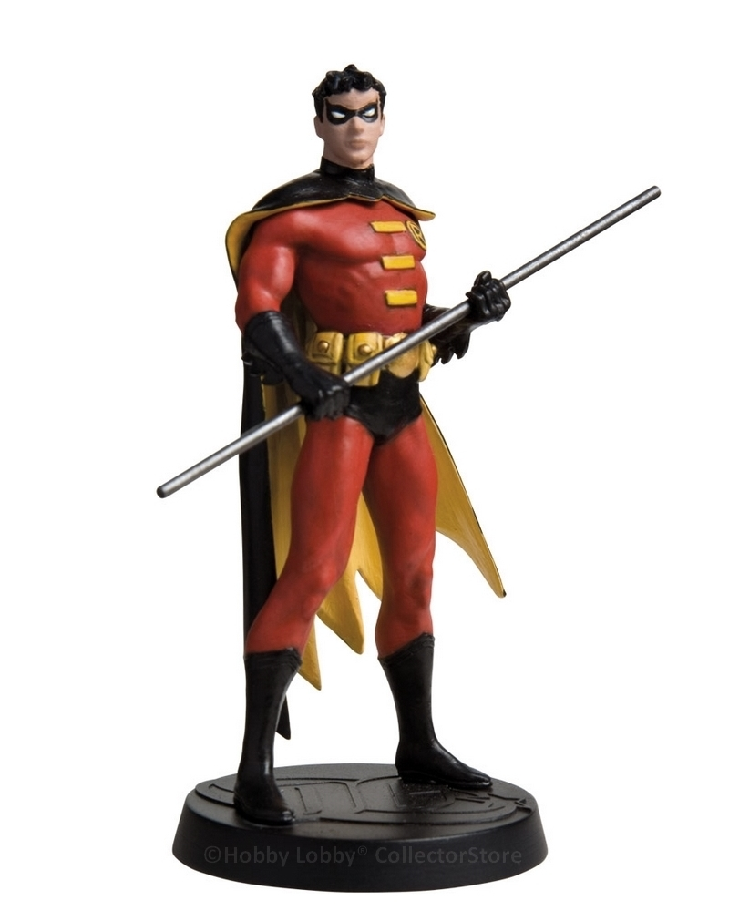Eaglemoss - DC Comics - Robin