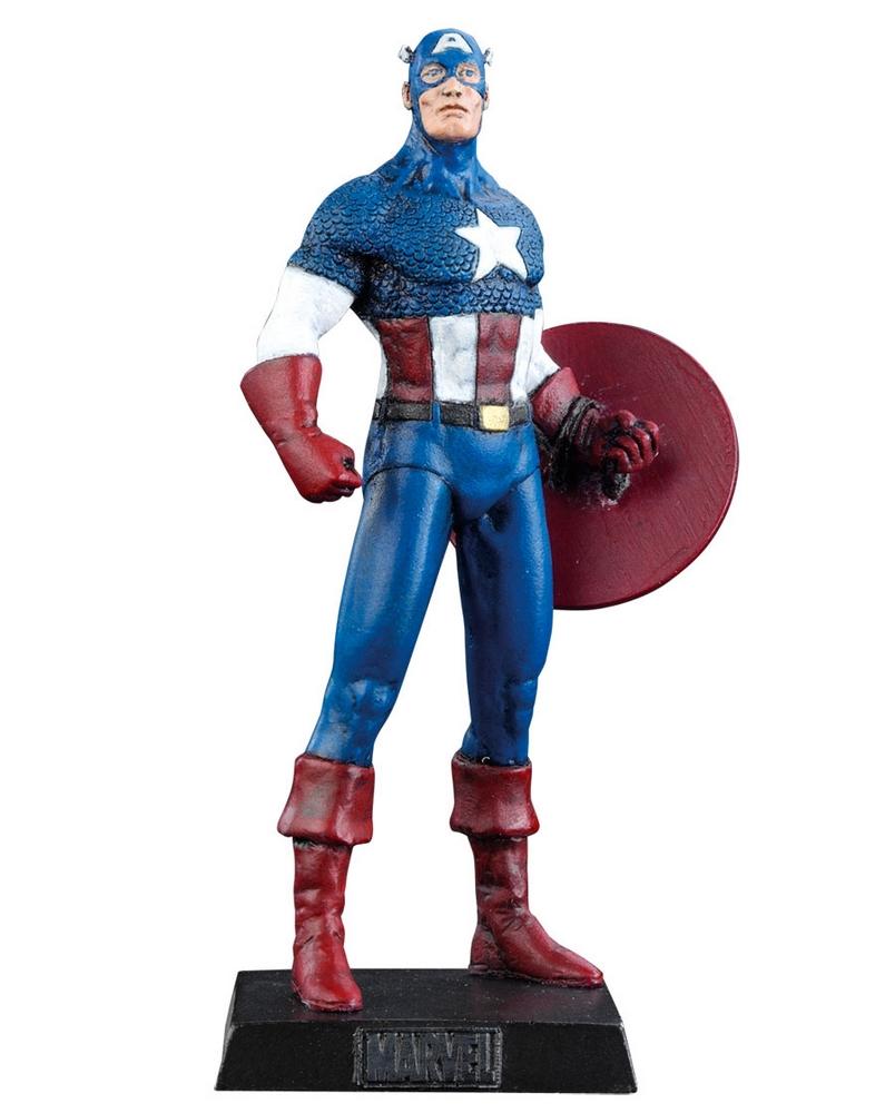 Eaglemoss - Marvel - Capitão America