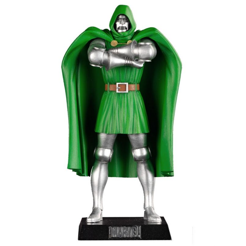 Eaglemoss - Marvel - Doutor Destino  - Hobby Lobby CollectorStore