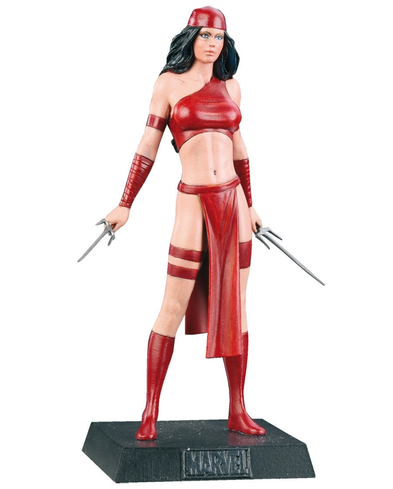 Eaglemoss - Marvel - Elektra