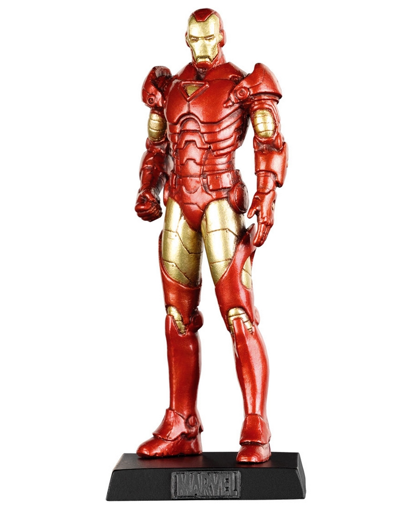 Eaglemoss - Marvel - Homem de Ferro