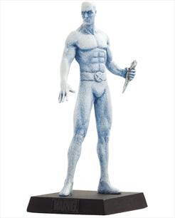 Eaglemoss - Marvel - Homem de Gelo  - Hobby Lobby CollectorStore