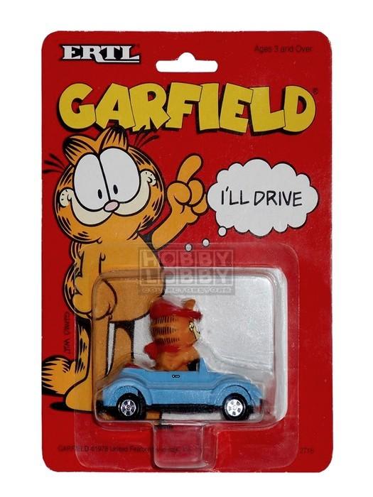 "Ertl - Garfield  ""I"