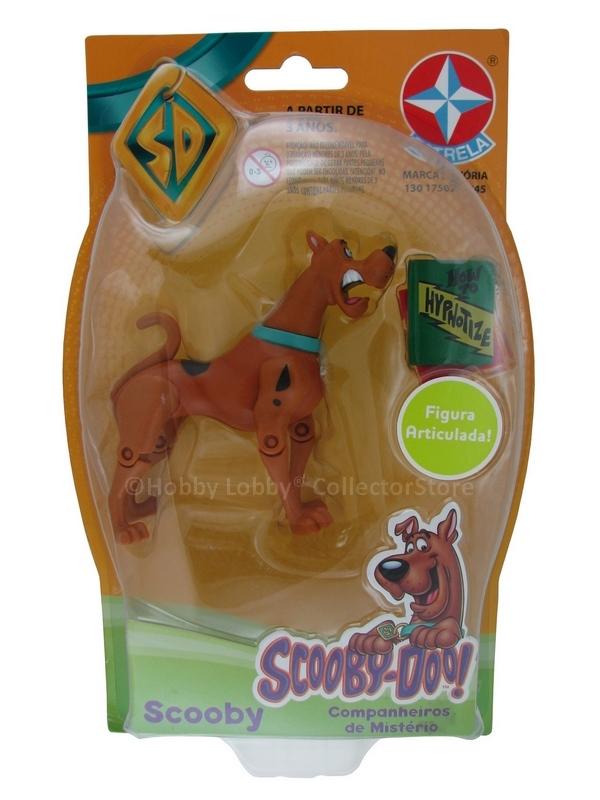 Estrela - Scooby-Doo - Companheiros de Mistério - Scooby