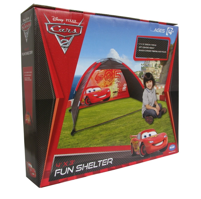 Exxel - Tenda Infantil Carros 2  - Hobby Lobby CollectorStore