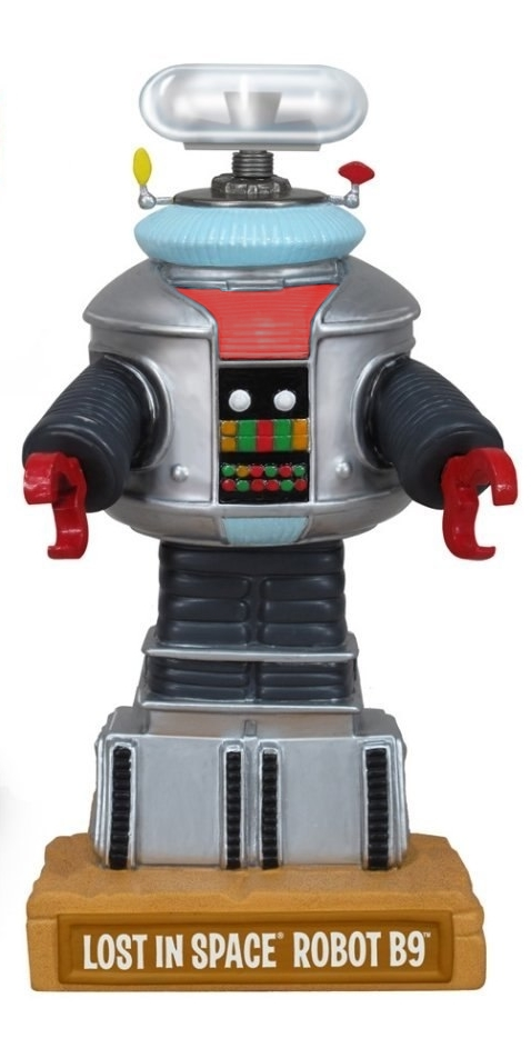 Funko - Lost in Space - Talking  Robot B-9  - Hobby Lobby CollectorStore