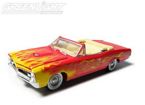 Greenlight - 1967 Pontiac GTO  - Hobby Lobby CollectorStore