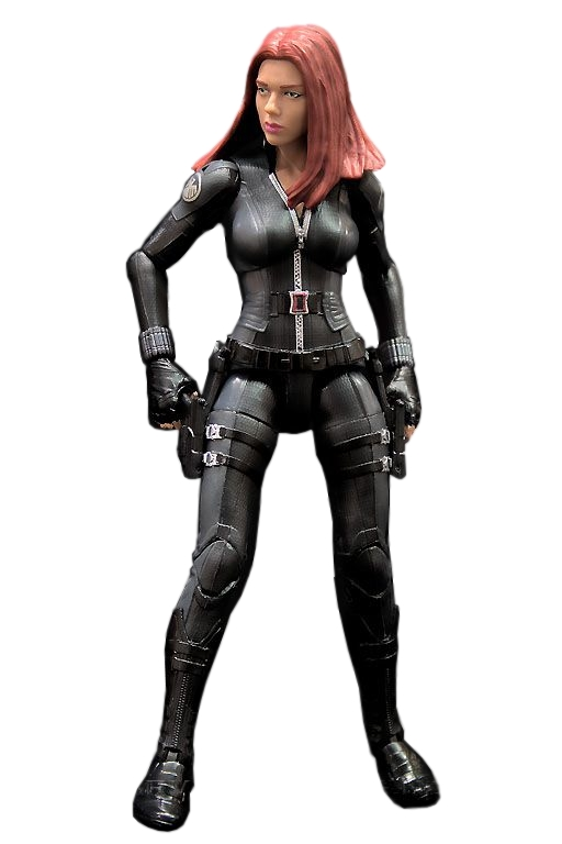Hasbro - Marvel Legends Infinite - Black Window - Natasha Romanoff