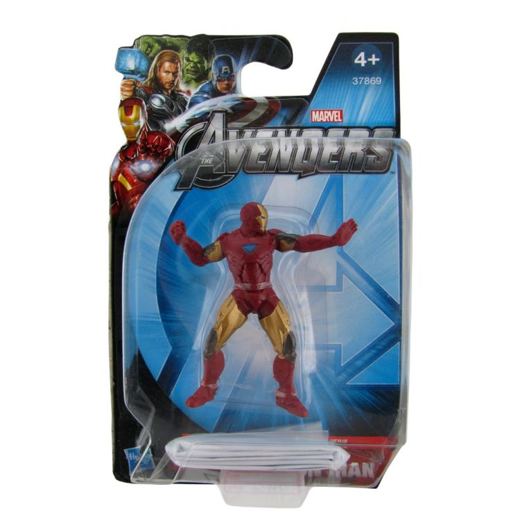 Hasbro - Marvel - The Avengers - Homem de Ferro  - Hobby Lobby CollectorStore