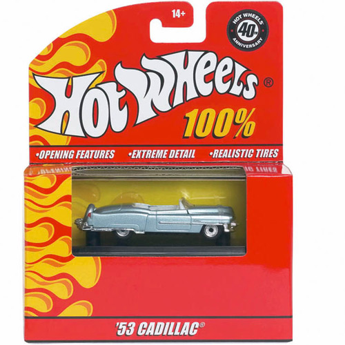 Hot Wheels - 100% Series - ´53 Cadillac