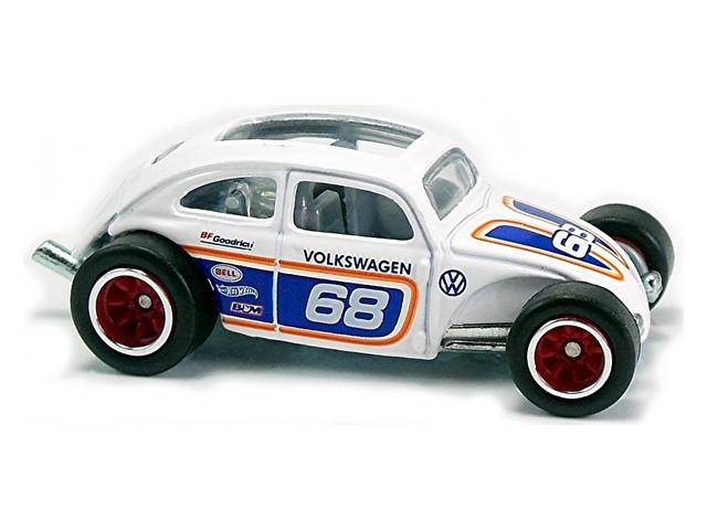 Hot Wheels - Air-Cooled - Custom Volkswagen Beetle  - Hobby Lobby CollectorStore