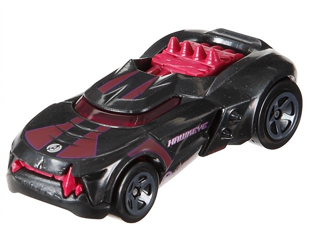Hot Wheels - Avengers Age of Ultron - Hawkeye  - Hobby Lobby CollectorStore