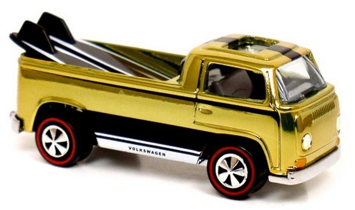 Hot Wheels - Beach Bomb Pickup  - Hobby Lobby CollectorStore