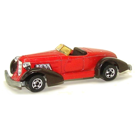 Hot Wheels - Coleção 1979 - Auburn 652  - Hobby Lobby CollectorStore