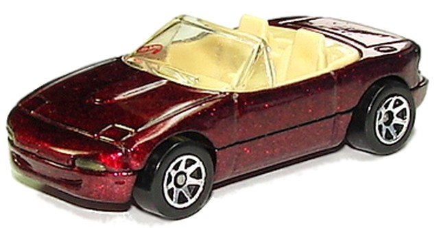 Hot Wheels - Coleção 1991 - Mazda MX-5 Miata  - Hobby Lobby CollectorStore