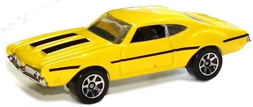 Hot Wheels - Coleção 1995 - Olds 442 W-30  - Hobby Lobby CollectorStore