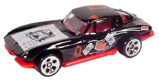 Hot Wheels - Coleção 1997 - ´63 Corvette  - Hobby Lobby CollectorStore