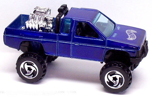 Hot Wheels - Coleção 1997 - Nissan Truck  - Hobby Lobby CollectorStore