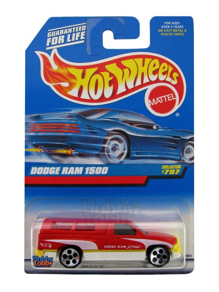 Hot Wheels - Coleção 1998 - Dodge Ram 1500